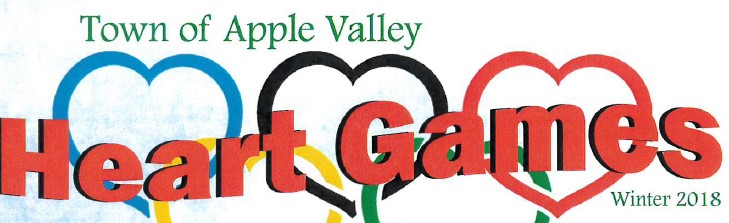Heart Games 2018 in Apple Valley