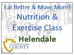 Move More-Helendale