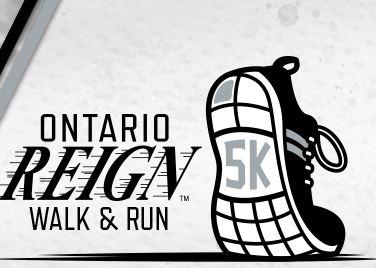 Ontario Reign Run