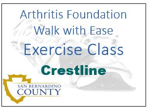 Walk with Ease-Crestline