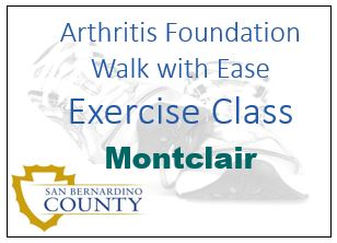 Walk with Ease-Montclair