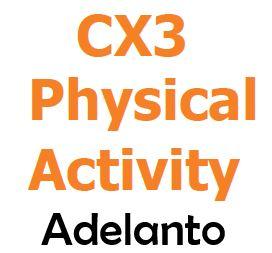 CX 3 -Adelanto