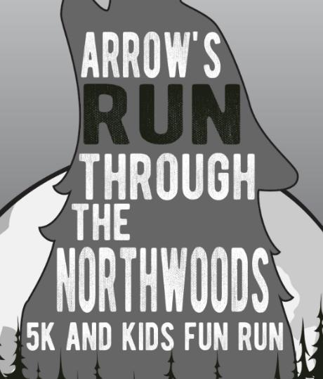 Run through the Northwoods