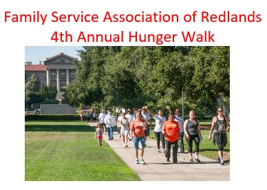 FSA Hunger Walk