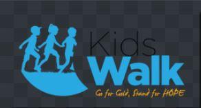 Childhood Cancer Walk