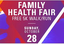 Loma Linda Health Fair and 5K-Oct. 28