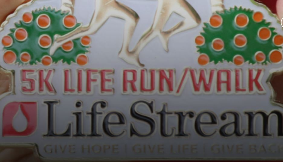 Life Stream 5K-Sept. 30