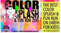 HD Color Run-March 2