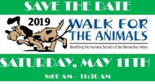 Walk for Animals-May 11