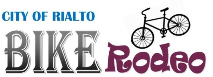 Rialto Bike Rodeo-Aug. 17th