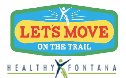 Let's Move on the Trail-Oct. 12