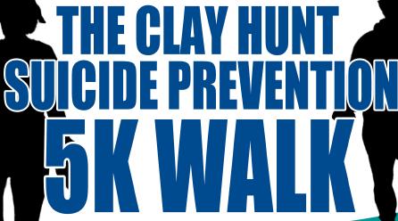 Clay Hunt Memorial-Dec. 7