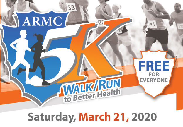 ARMC 5K 2020- March 21