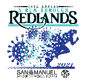 Run through Redlands- April 18