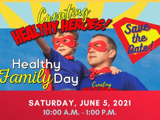 Healthy Chino Family Day-June 5th
