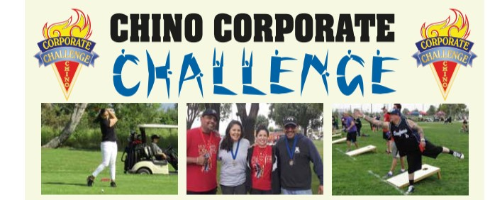 Chino Corporate Challenge- April 24-May 7, 2021