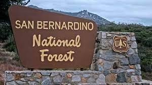 San Bernardino National Forest- hiking trails