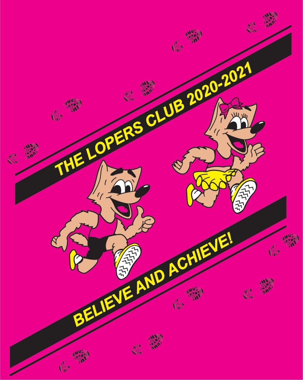 Lopers Club- next training day is May 9th