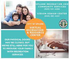 City of Rialto Virtual Rec Classes