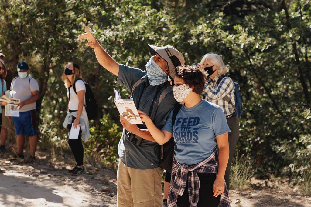 Big Bear Bird Walk-July 3rd