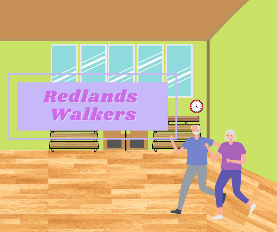Redlands Walkers June 25th