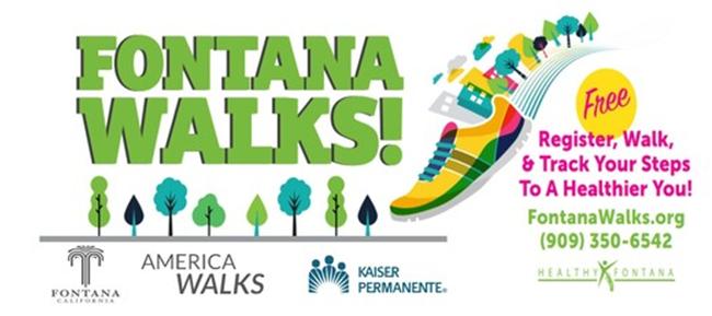Fontana Walks-In Person