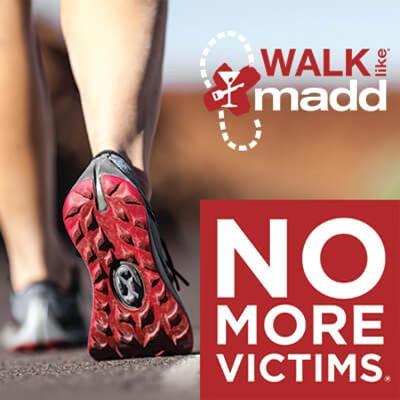 Rialto Walk Like Madd 5k- Oct. 9th
