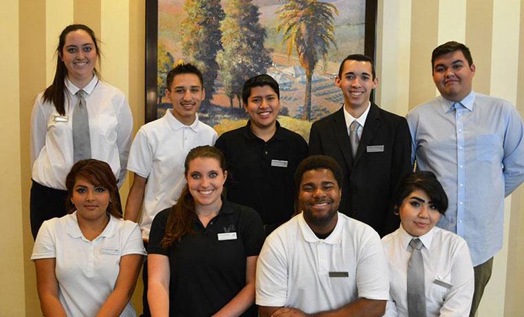 Picture of program participants