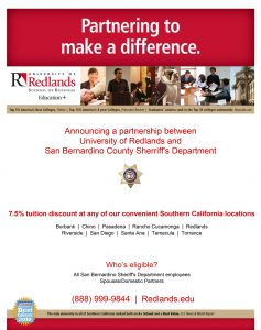 University of Redlands Information